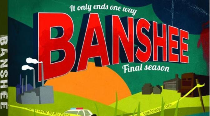 Crítica de Banshee Temporada 4 (HBO) Todo lo bueno llega a su fin