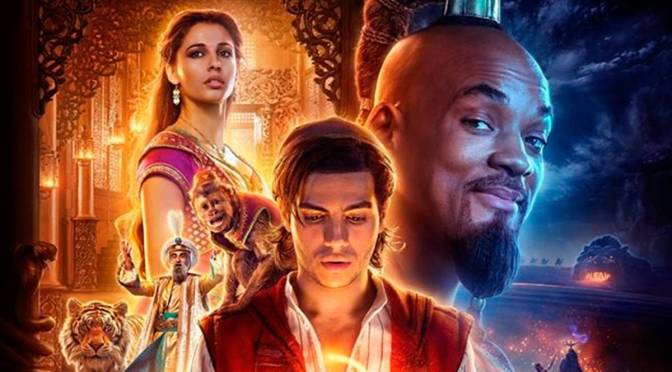 Crítica de Aladdin, de Guy Ritchie (Disney)