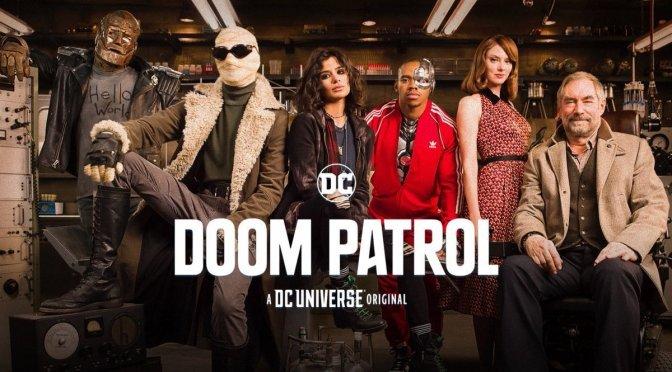 Crítica de Doom Patrol temporada 1 (HBO)