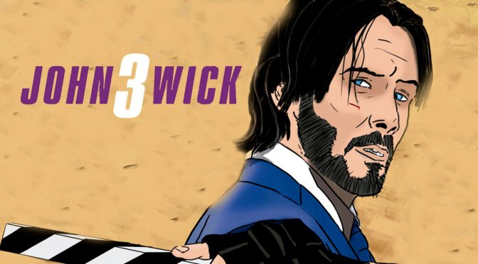 Twisted Podcast – John Wick Capítulo 3: Parabellum
