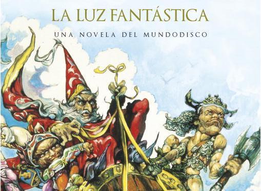Crítica de La Luz Fantástica, de Terry Pratchett (Mundo Disco 2)