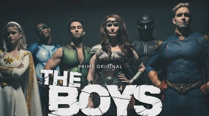 Crítica de The Boys temporada 1 (Amazon Prime)