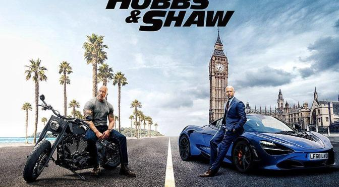 Crítica de Fast and Furious: Hobbs y Shaw de David Leitch