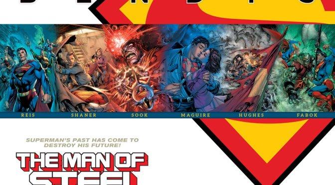 Crítica de El Hombre de Acero de Brian Michael Bendis (DC Comics)