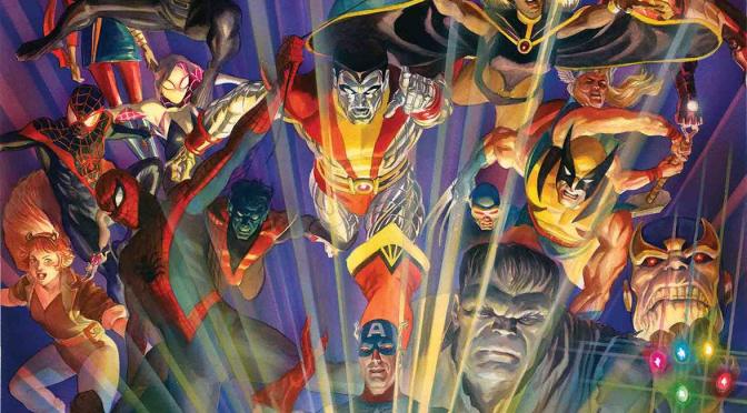 Marvel Comics 1000, celebrando 80 años de historias