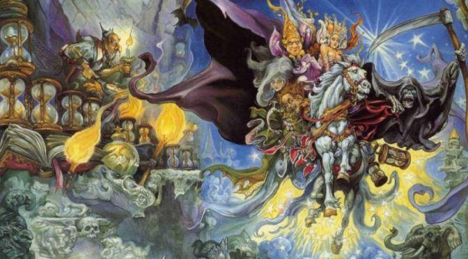 Crítica de Mort de Terry Pratchett (Mundodisco 4)
