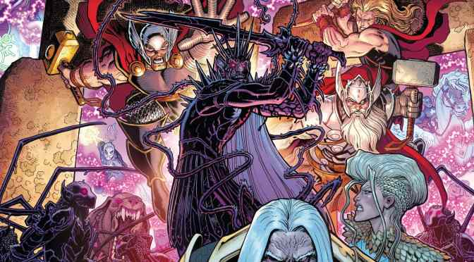 Crítica de Universo Marvel La Guerra de los Reinos de Jason Aaron, Russell Dauterman y Matthew Wilson