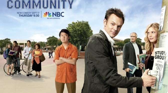 Descubriendo Community temporada 1 (Prime Video)
