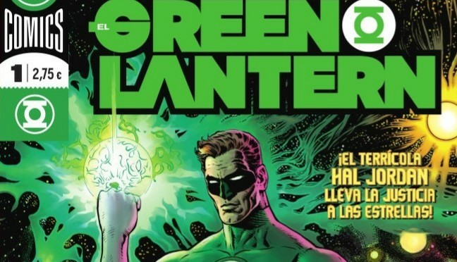 Crítica de The Green Lantern Vol. 1: Agente intergaláctico, de Grant Morrison y Liam Sharp