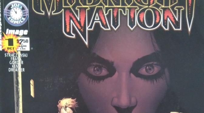 Midnight Nation de J. Michael Straczynski y Gary Frank #Reseñoviembre Día 21