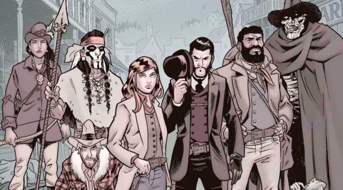 The Sixth Gun volume 1: Cold Dead Fingers de Cullen Bunn y Brian Hurtt #Reseñoviembre Día 6