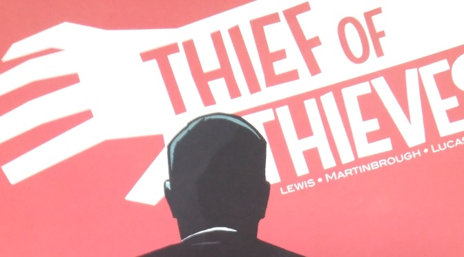 Final de Thief of thieves, de Brett Lewis, Shawn Martinbrough y Adriano Lucas (Image Comics)