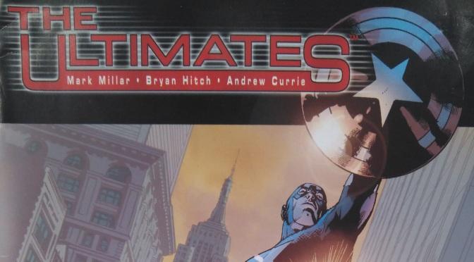 The Ultimates volumen 1 de Mark Millar y Brian Hitch #Reseñoviembre Día 29