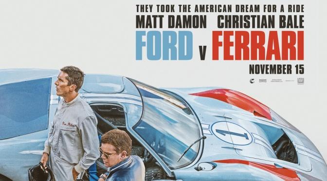 Crítica de Ford v Ferrari, de James Mangold