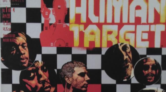 Human Target de Peter Milligan y Edvin Biukovic, #Reseñoviembre día 22