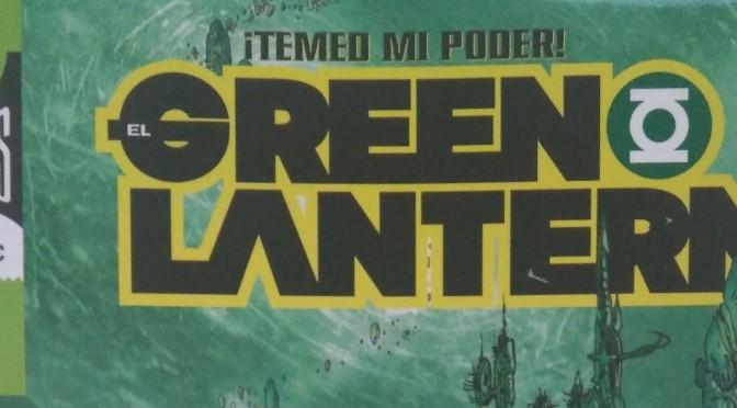 Green Lantern 7, de Grant Morrison y Liam Sharp #Reseñoviembre día 17