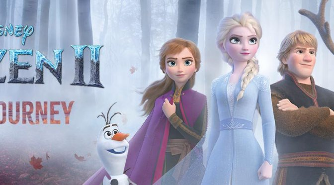 Crítica de Frozen 2, de Jennifer Lee y Chris Buck