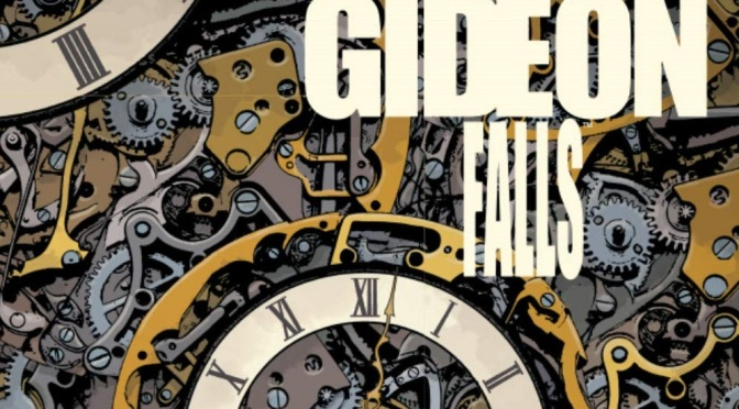 Gideon Falls volume 3: Stations of the cross, de Jeff Lemire y Andrea Sorrentino #Reseñoviembre día 24