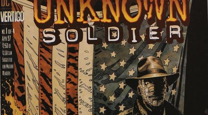 Soldado desconocido, de Garth Ennis y Kilian Plunkett #Reseñoviembre día 23