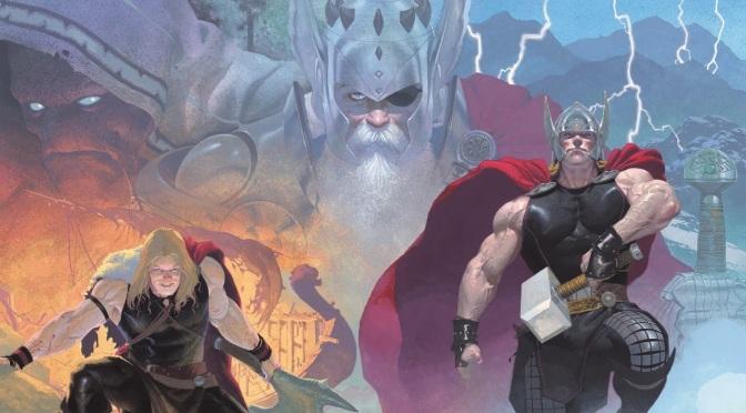 Thor: El Carnicero de Dioses, de Jason Aaron y Esad Ribic #Reseñoviembre día 27