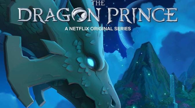 Crítica de El Príncipe Dragón temporada 3 (Netflix)