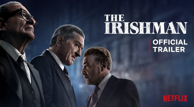 Crítica de The Irishman de Martin Scorsese
