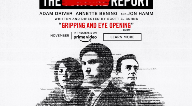 Crítica de The Report de Scott Z. Burns (Prime Video)