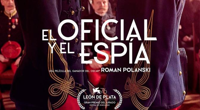 Crítica de El oficial y la espía de Roman Polanski