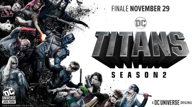 Crítica de Titanes temporada 2 (Netflix)