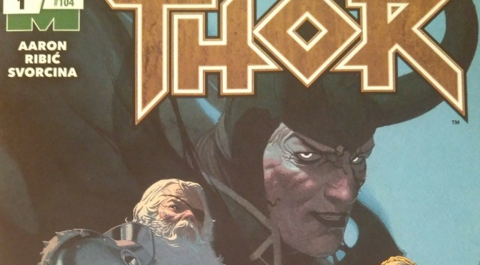Crítica de Rey Thor 1 de Jason Aaron, Esad Ribic e Ive Svorcina