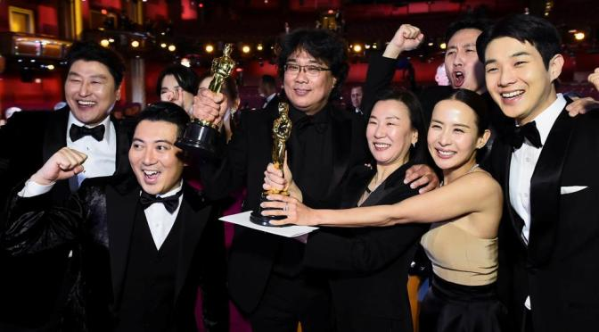 Ganadores de los Oscars 2020