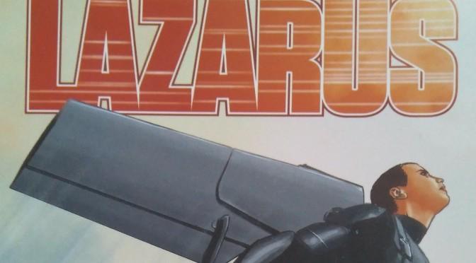 Crítica de Lazarus volumen 6 de Greg Rucka, Michael Lark, Tyler Boss y Santi Arcas
