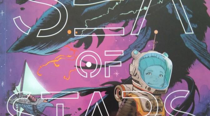Crítica de Sea of Stars volumen 1 de Jason Aaron, Dennis Hallum, Stephen Green y Rico Renzi