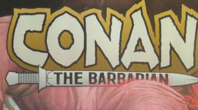 Crítica de Conan the Barbarian 12 de Jason Aaron, Mahmud Asrar y Matthew Wilson