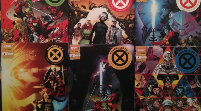 Análisis y opinión de Dinastía de X y Potencias de X de Jonathan Hickman, Pepe Larraz, R.B. Silva y Marte Gracia