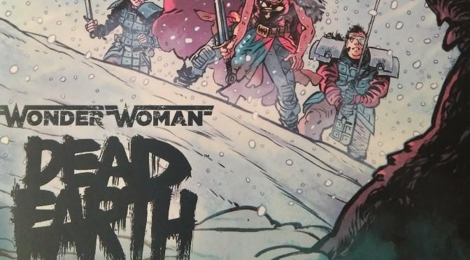 Crítica de Wonder Woman Dead Earth 2, de Daniel Warren Johnson