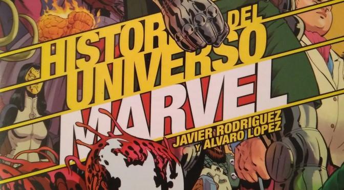 Crítica de Historia del Universo Marvel 5 de Mark Waid, Javier Rodríguez y Álvaro López
