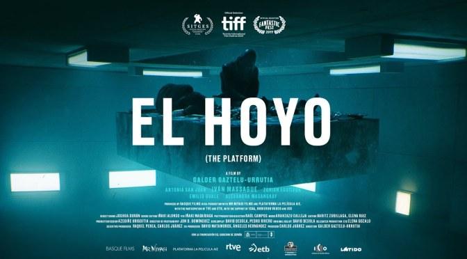 Crítica de El Hoyo de Galder Gaztelu-Urrutia (Netflix)