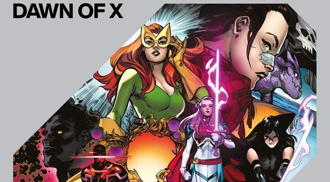 Crítica de Dawn of X 1 de Jonathan Hickman y vv.aa. (Marvel Comics)