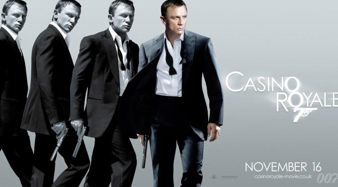 Crítica de Casino Royale, de Martin Campbell