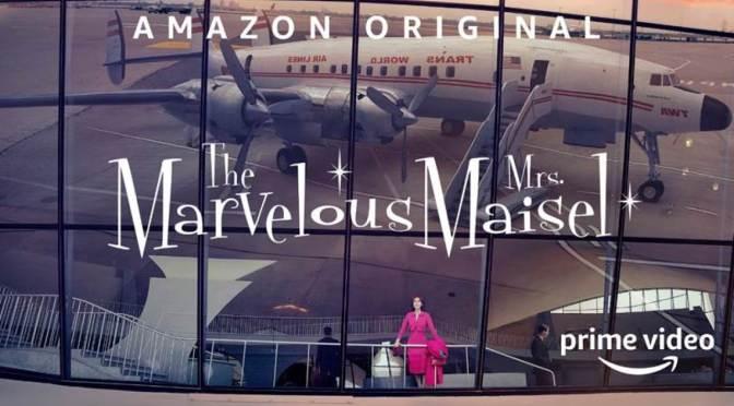 Crítica de La Maravillosa Sra. Maisel temporada 3 (Prime Video)