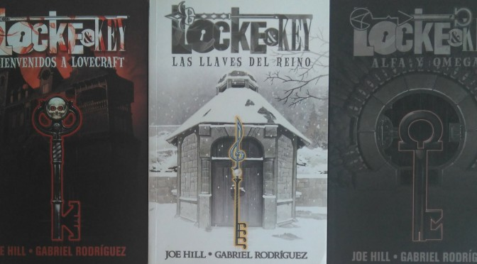 Locke and Key, de Joe Hill y Gabriel Rodríguez