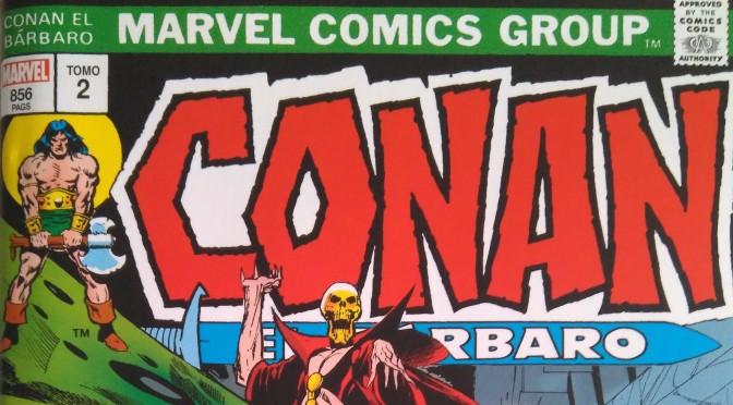 Leyendo Marvel Omnibus Conan el Bárbaro: La Etapa Marvel Original 2