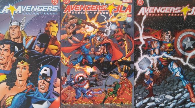 JLA – Vengadores de Kurt Busiek y George Pérez, un sueño hecho realidad