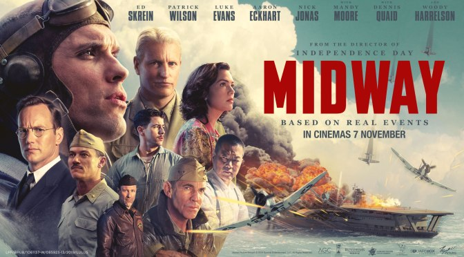 Crítica de Midway de Roland Emmerich (Prime Video)