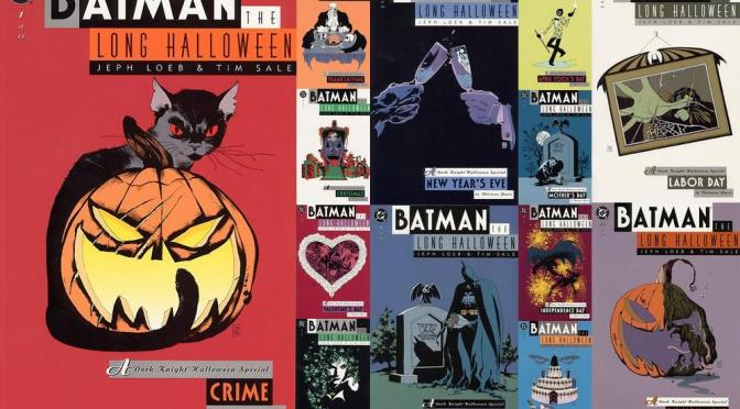 Batman: The Long Halloween de Jeph Loeb y Tim Sale