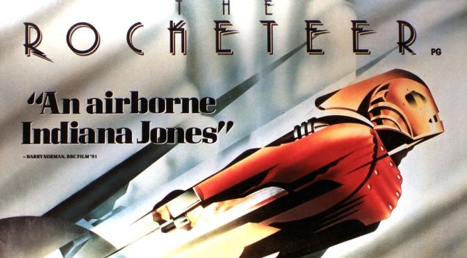 Crítica de Rocketeer de Joe Johnston (Disney Plus)