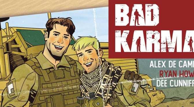 Crítica de Bad Karma 1, de Álex de Campi, Ryan Howe y Dee Cunniffe (Panel Syndicate)