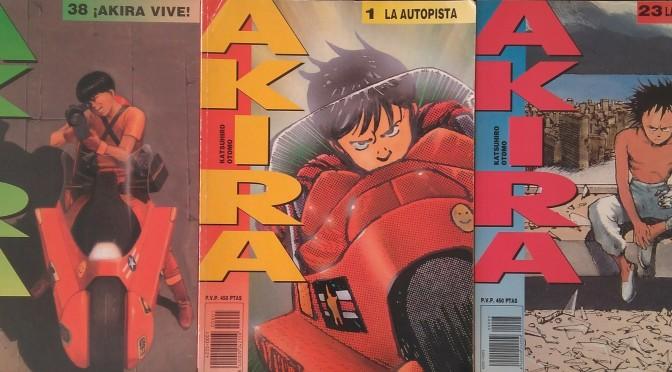 Crítica de Akira de Katsuhiro Otomo