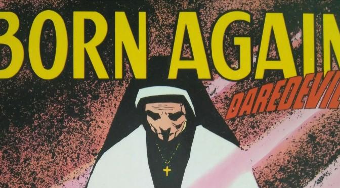 Crítica de Daredevil Born Again de Frank Miller y David Mazzucchelli
